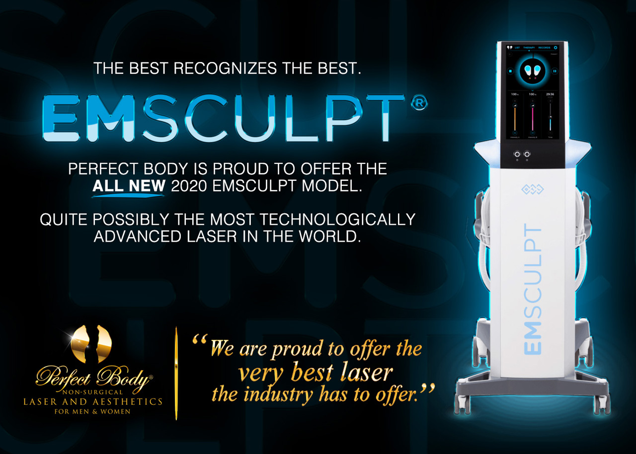 Perfect Body Emsculpt Body Contouring Treatments