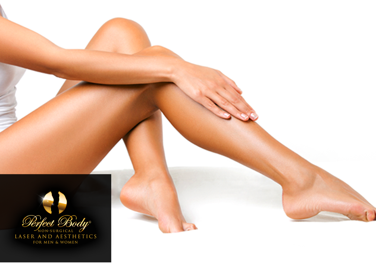Laser hair removal offers a more permanent solution for smooth, sexy skin!